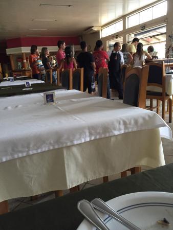 Churrascaria E Hotel Papai Cogo