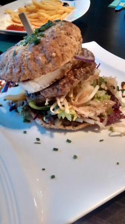 Das EssZimmer: Burger Burger