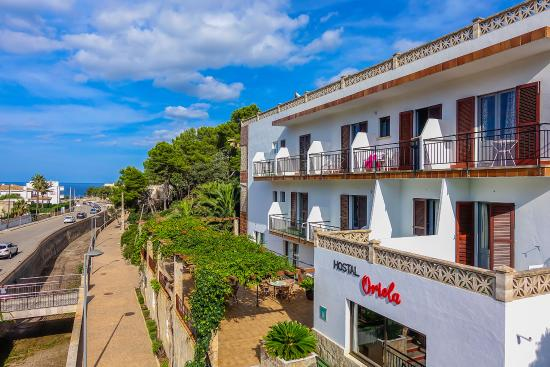 Photo of Hostal Oriola Cala San Vincente