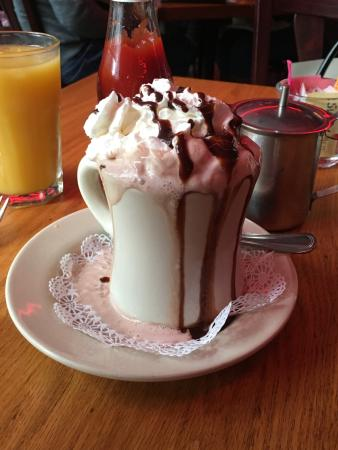Lambertville, Nueva Jersey: Hot Chocolate, anyone?