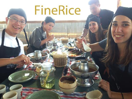 Fine Rice Thai Cooking School