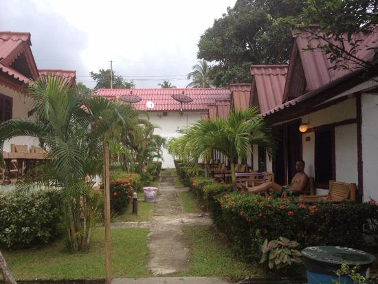 Phangan Cabana Resort: bungalow