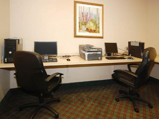 La Quinta Inn & Suites Phoenix I-10 West: Business Center