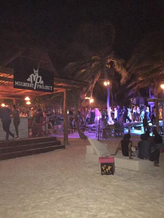 La Zebra | By Colibri Boutique Hotels : Salsa night on Sunday