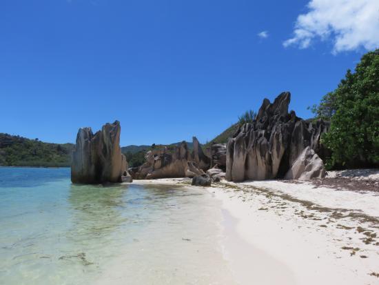 Curieuse Island: Superbe paysage