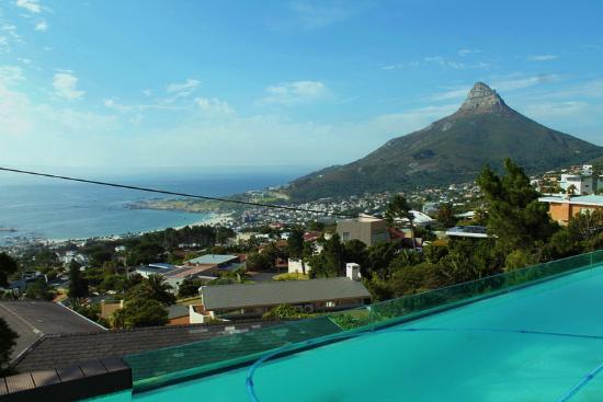 Camps Bay, Sudafrica: Outside area