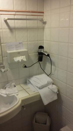 Turmhotel : В ванной комнате