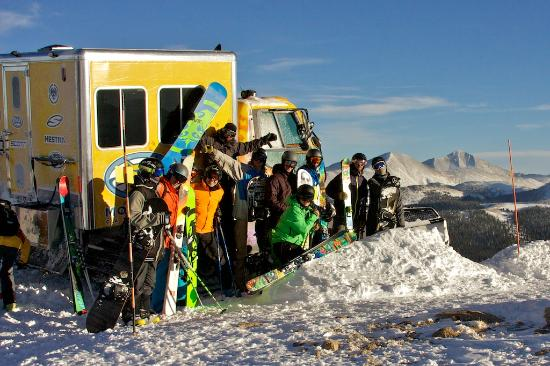 Charter Sports Ski and Snowboard Rental