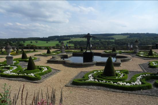 The Terrace tearooms at Harewood
