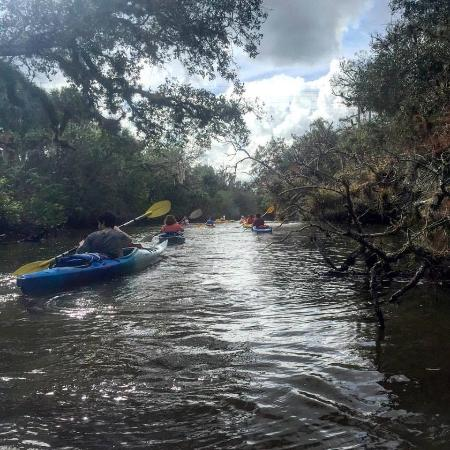 Kayaks & Stuff of the Treasure Coast: Kayaking on the St. Lucie River