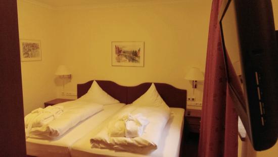 Hotel Hafen Hitzacker: Schlafbereich