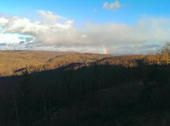 Pipestem, เวสต์เวอร์จิเนีย: From the Lodge Rainbow