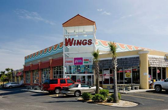 1 Photo. Wings Beachwear. 2901 S Highway 17, Garden City Beach, SC ...