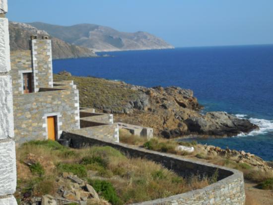 Oitylo, Grecja: θεα