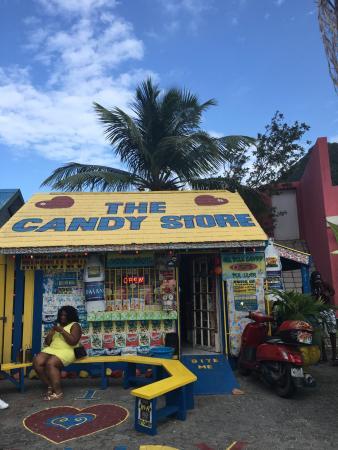 St. Maarten Candy Man: Candy Store