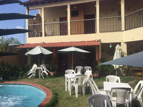 Residencial Santa Catalina : Terraza