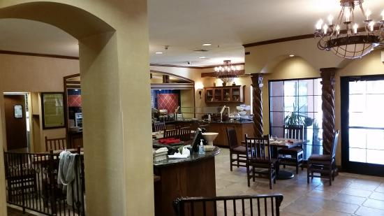 restaurant with breakfast buffet and omelette station picture of rh tripadvisor com