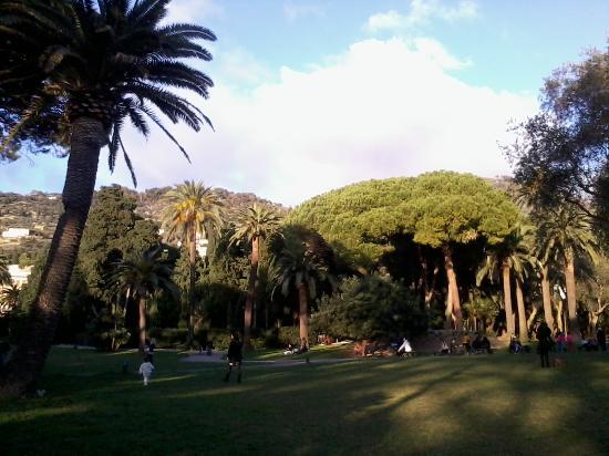 Parchi di Nervi : Parco
