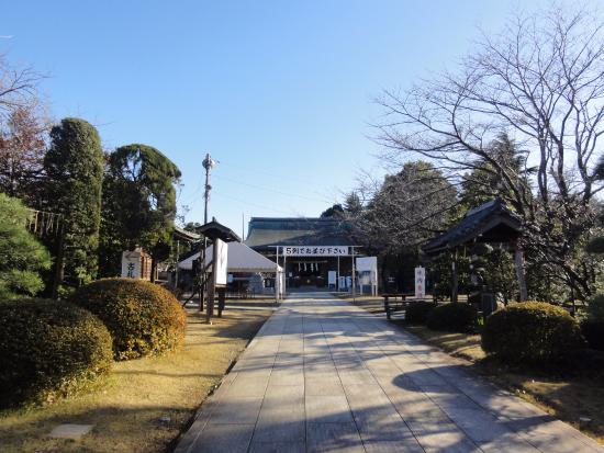 Chikatsu Shrine