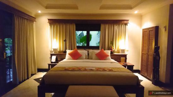 Hotel Vila Lumbung: Deluxe Bungalow