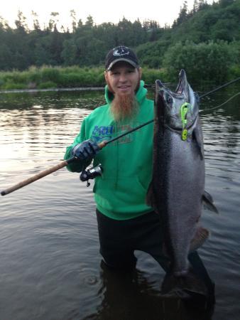 Soldotna, AK: king salmon