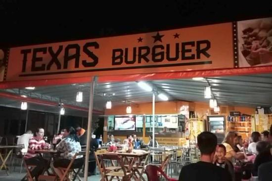 Texas Burguer Guaramirim