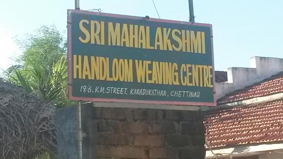 Sri Mahalakshmi Handloom Weaving Centre