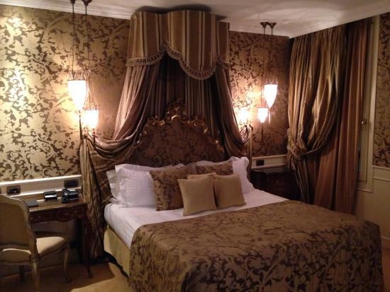Baglioni Hotel Luna: Camera doppia rinnovata