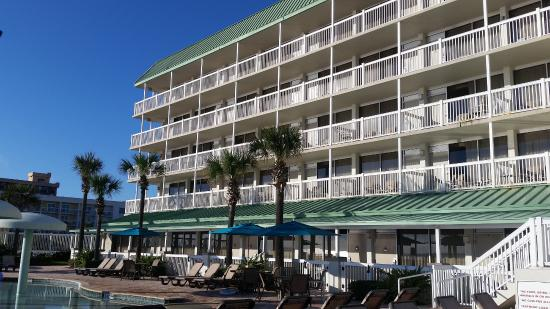 picture of daytona beach resort and. Black Bedroom Furniture Sets. Home Design Ideas
