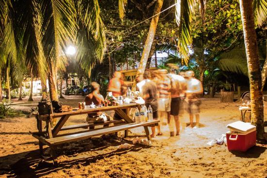 Arrecife Lodge: Entre la playa y el hotel excelente lugar para estar y disfrutar