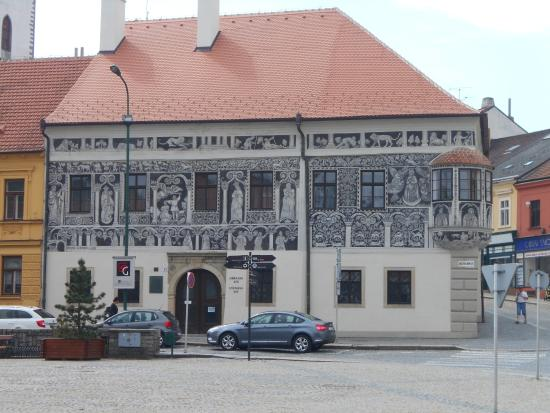Trebic, جمهورية التشيك: Июнь 2015