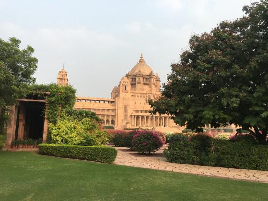 Umaid Bhawan Palace Jodhpur: Umaid Bhawan