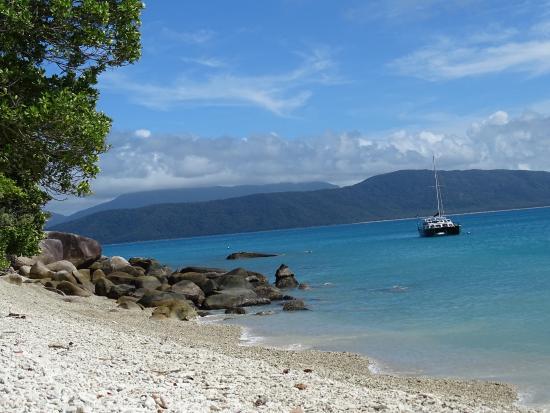 Fitzroy Island Resort: Hauptstrand
