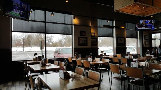 Centerville, OH: Inside of Bagger Dave's