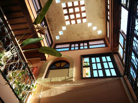 Riad Etoile d'Essaouira: вид