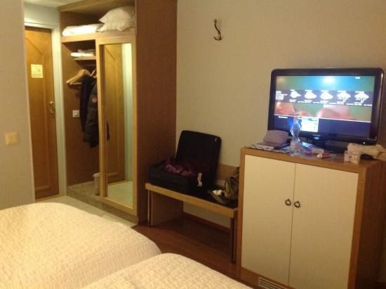 Hotel Rivoli Jardin: La nostra camera