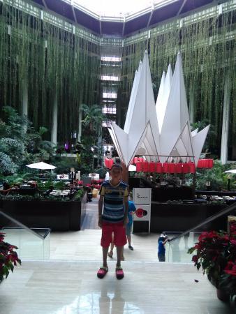 Paradisus Cancun: RESTAURANTE BANNA