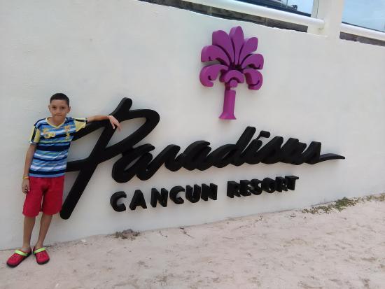 Paradisus Cancun: RESORT PARADISUS