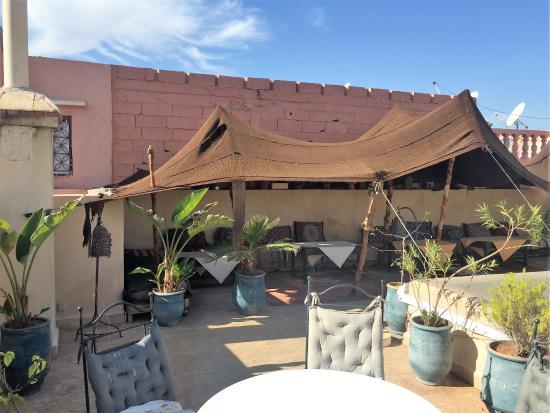 Riad Dubai: Terrace