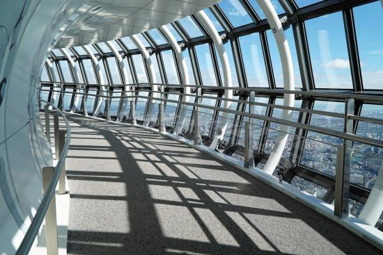 Tokyo Skytree observation decks