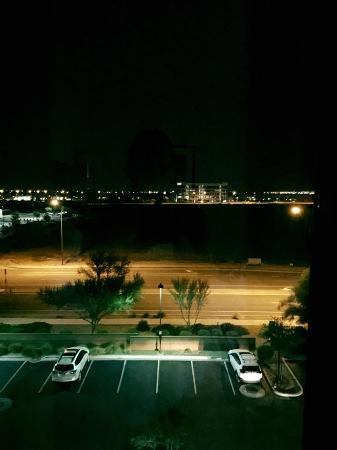 Hampton Inn & Suites Phoenix/Gilbert : View from my suite
