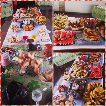 Conceicao De Macabu: Café da Manhã