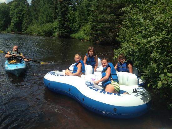 Eagle River, WI: Wisconsin River trips
