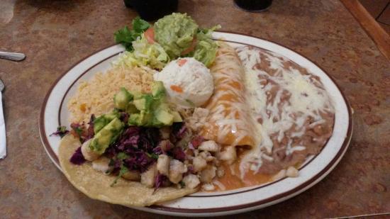 Санта-Паула, Калифорния: burrito