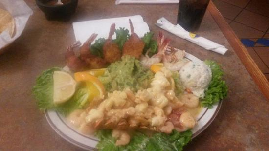Санта-Паула, Калифорния: specialità di pesce