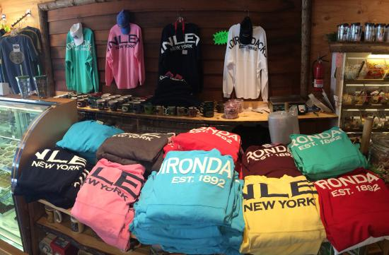 Inlet, État de New York : spirit jerseys