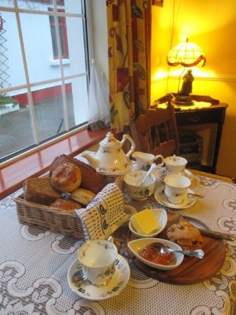 Clarenbridge, Irlanda: Home-baking, including gluten-free