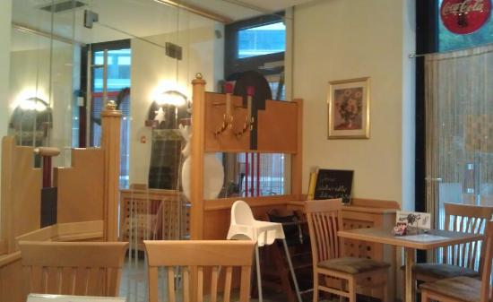 Café Restaurant Donaucity