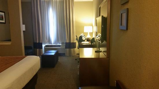 Comfort Suites: 20160111_131246_large.jpg