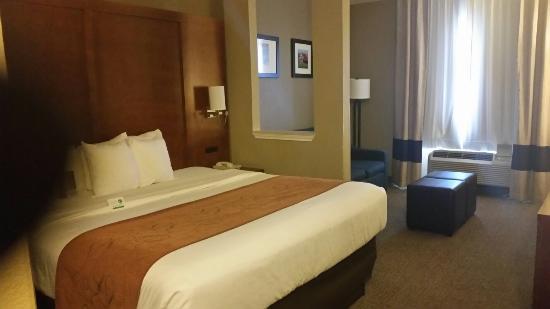 新紐布朗費爾斯凱富套房飯店照片